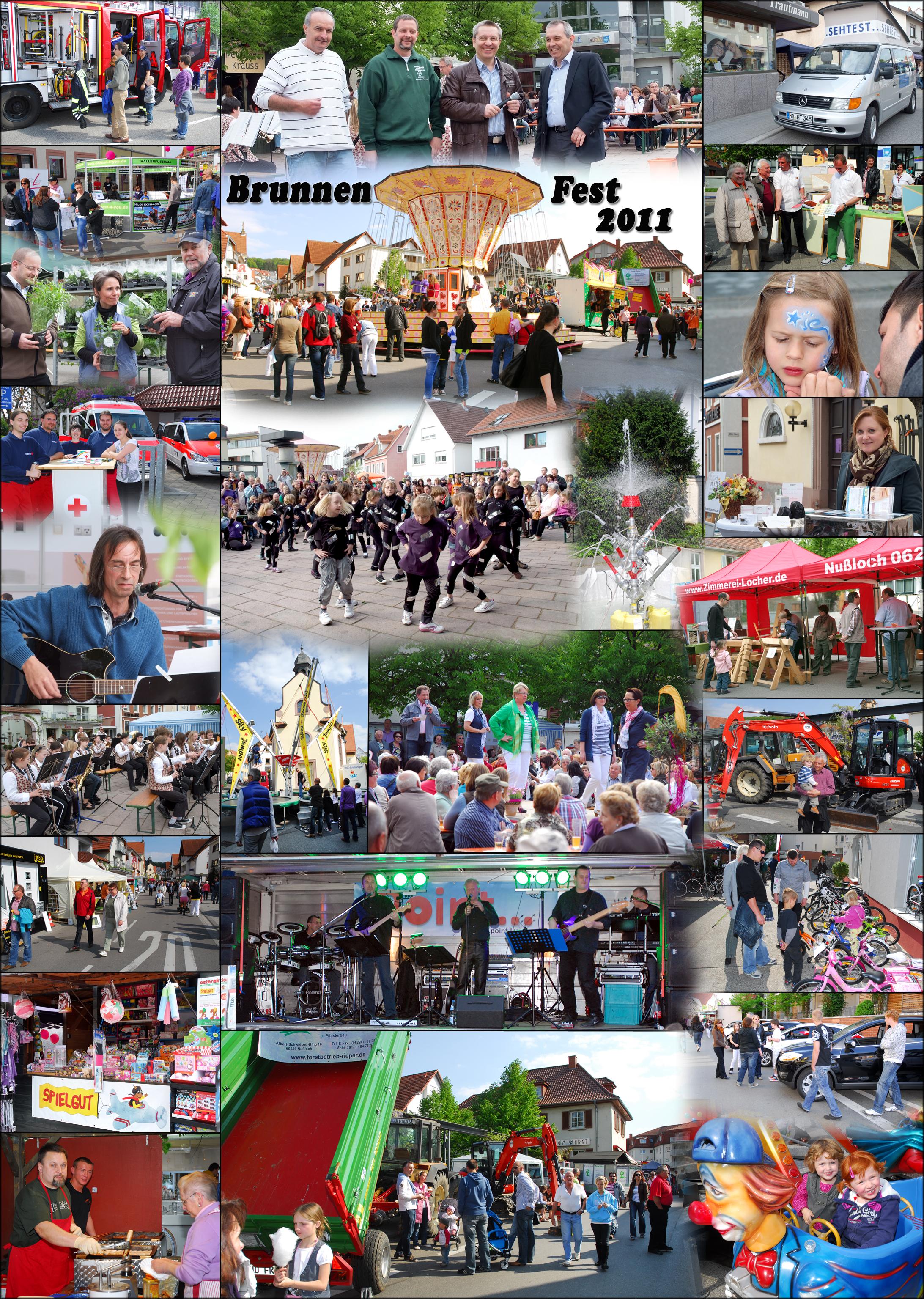 Bild für 71 Brunnenfest 2011